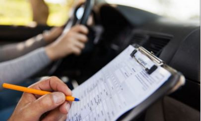 Driving Test Appointment